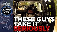 Pushing A NASCAR Truck To The Limit!