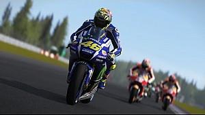 Valentino Rossi The Game - MotoGP 2016 tanıtımı