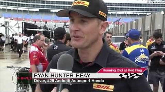 HPD Trackside -- Firestone 600 Rain Postponement