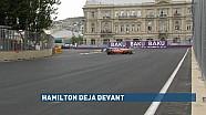 GP d'Europe - Le résumé des Essais Libres 1