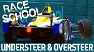 Race School: What Are Understeer And Oversteer? - Formula E