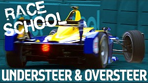 Race School: What Are Understeer And Oversteer? - Formula E