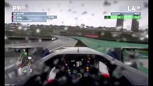 TR Endurance F1 League - F1 2015 sezonu tanıtımı