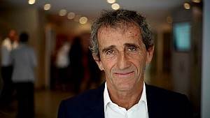 Conferencia FIA Sport 2016 - entrevista Alain Prost
