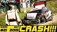 Racing and Rally Crash Compilation Week 21 May 2015