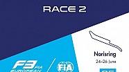 14th race of the 2016 season / 2nd race at Norisring