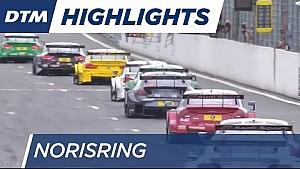 Norisring: 2. Rennen, Highlights