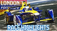 Race Highlights - Visa London ePrix 2016 (Sat) - Formula E