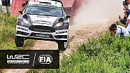 Rally Poland 2016: Highlights Stages 1-5