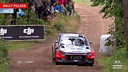 Rally Poland Day Three - Hyundai Motorsport 2016