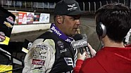 2016 World of Outlaws Craftsman Sprint Car Series Victory Lane from Badlands Night 2
