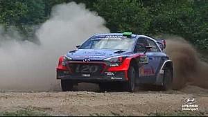 Rallye Polen in Zeitlupe