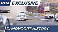 Historische hoogtepunten DTM Zandvoort