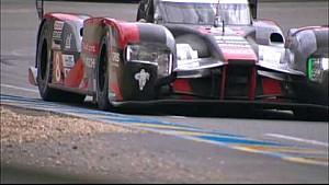 24h Le Mans: LMP1-Autos in Zeitlupe