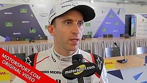 Nürburgring WEC: Timo Berhard Interview
