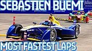 F.E Fastest Lap Award: Sébastien Buemi