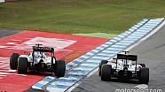 Los mejores adelantamientos del GP de Alemania