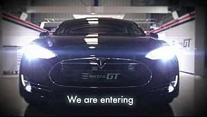 Il lancio dell'Electric GT Championship