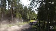 WRC芬兰站精彩跳跃