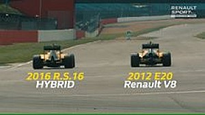 Renault R.S.16 vs. Renault E20