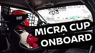 Pure Onboard - 2016 Micra Cup Rd. 11 and 12 - where rubbing is racing!