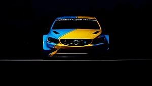 La Volvo S60 WTCC by Bernadotte & Kylberg