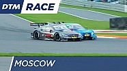 Mortara and Goetz getting close - DTM Moscow 2016