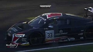 Qualifying Race Highlights - Hungaroring - Blancpain GT Series - Sprint Cup