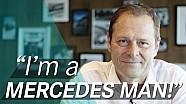 An Italian in Brackley - Monza memories with Aldo Costa!