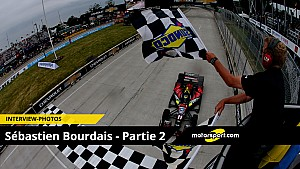 L'Interview-Photos de Sébastien Bourdais - Partie 2