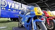 Yamaha Historic Racing Team Conclude Classic Superbike Schedule in Zandvoort