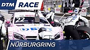 Fighting for the hundredths in the pit lane - DTM Nürburgring 2016