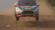 FIA ERC - Rally Liepaja ERC3 Highlights LEG2