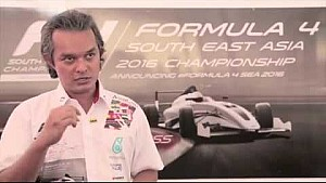 AsiaCup Upgrade to Formula 4 South East Asia Championship