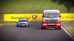 DTM-Auto vs. Renntruck