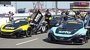 K-PAX Racing Sonoma Raceway 2016