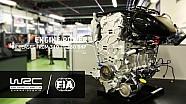 WRC 2017: Motor de Citroen Racing 2017