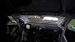 Lamborghini Huracán GT3 on board video Imola