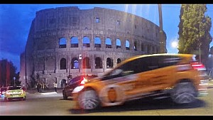 L'Orange1 Racing al Rally Roma Capitale