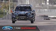 Focus RS RX at Latvia: Race Recap | FIA World Rallycross | Ford Performance