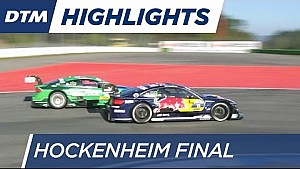 Race 2 Highlights - DTM Hockenheim Final 2016