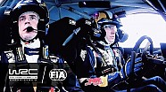 WRC 2016, Teknik: Kalkış kontrol