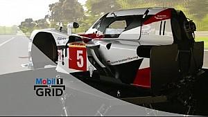 Der Toyota-WEC-Simulator