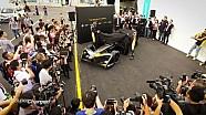 Techeetah : A la rencontre des nouveaux espoirs de la nouvelle équipe Formule E de Chine