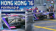 Analisi video dell'ePrix di Hong Kong