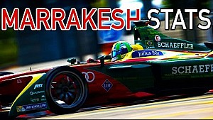 Formula E Marrakesh: All The Stats You Need To Know!