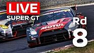 LIVE: 2016 Super GT - Rd.8 Motegi