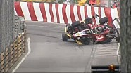 F3 Macau: grote crash Ye Hong Li