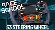 Race School: New Season 3 Steering Wheel! - Formula E
