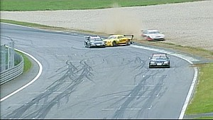 DTM Spielberg 2002 - Highlights